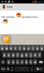 Add Smilley/Sticker/Emoticon in EditText