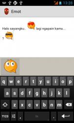 Add Smilley/Sticker/Emoticon in EditText