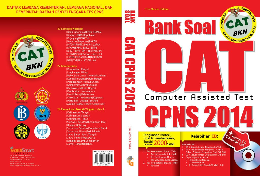Cover FIX CAT CPNS 2014