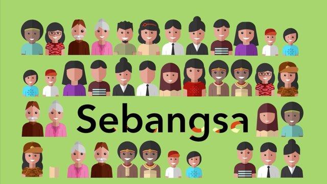 Sebangsa, Media Sosial Paling Indonesia