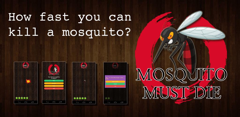 Mosquito Must Die, Game yg terinspirasi dari Raket Nyamuk