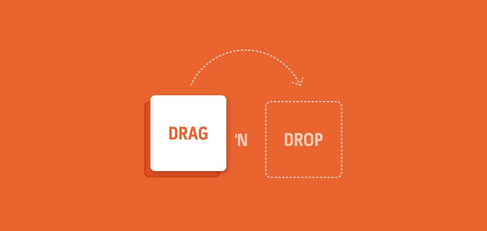 Membuat Drag and Drop Object di Android