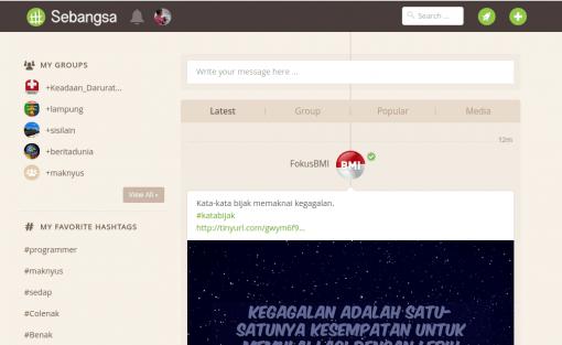 Website Sebangsa.com