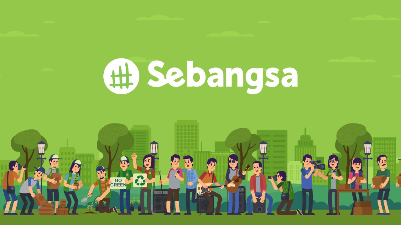 Sebangsa masuk sebagai Aplikasi Android Terbaik 2015 di Google PlayStore