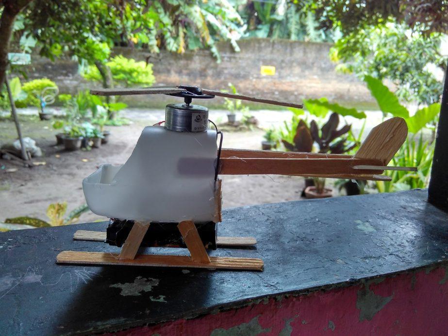 Helicopter Adudu