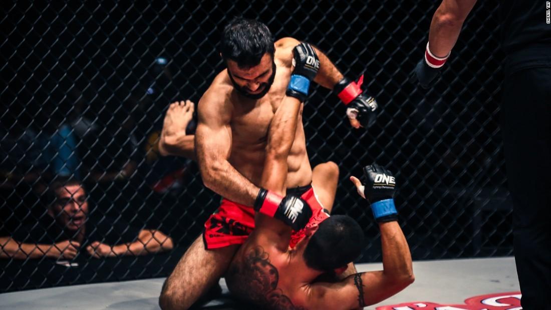Antara MMA dan Beladiri Tradisional
