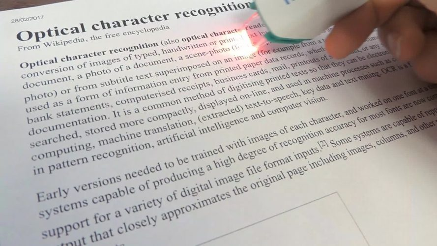 Optical Character Recognition(OCR) dengan Google Vision